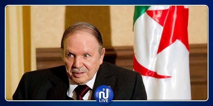 عبد العزيز بوتفلية يهنئ الباجي قايد السبسي بمناسبة ذكرى الثورة