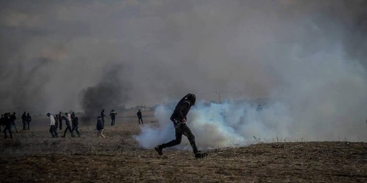 فلسطين: 4 شهداء و 374 جريحا بالضفة وغزة