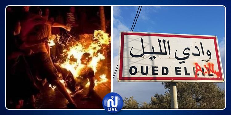 فاجعة رابعة بوادي الليل: كهل يحترق في منزله والعثور عليه جثة متفحمة
