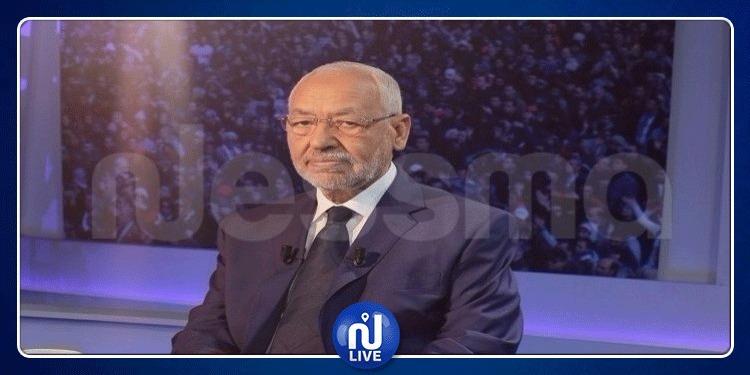 راشد الغنوشي: ''مصطفى خذر ليس نهضويا وليس مجرما إنّما هو ضحية''