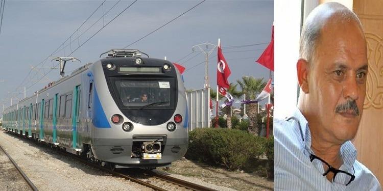 العربي اليعقوبي: شركة السكك الحديدية خسرت 250 مليون دينار في السبع سنوات الأخيرة