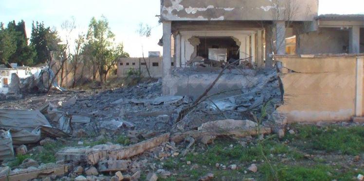 """ليبيا : انطلاق قصف """"داعش"""" في مدينة درنة، مقتل 4 أشخاص"""