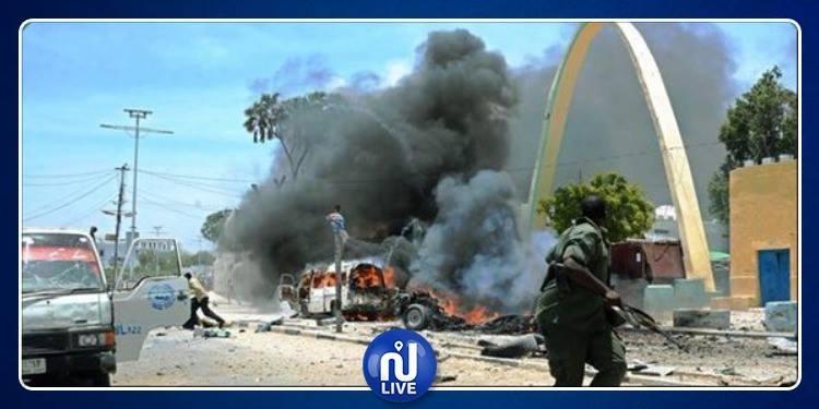 قتلى وجرحى بهجوم انتحاري على مبنى حكومي في مقديشو