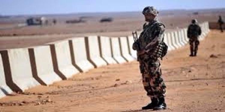 الجزائر :  إيقاف 16 متسللا مغربيّا على الحدود الليبية