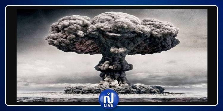 لأول مرة: لقطات من تفجير القنبلة الذرية عام 1945 (فيديو)