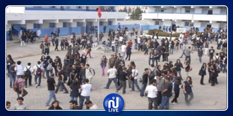 صفاقس: تلاميذ معهد مجيدة بوليلة يرفضون الالتحاق بمقاعد الدراسة