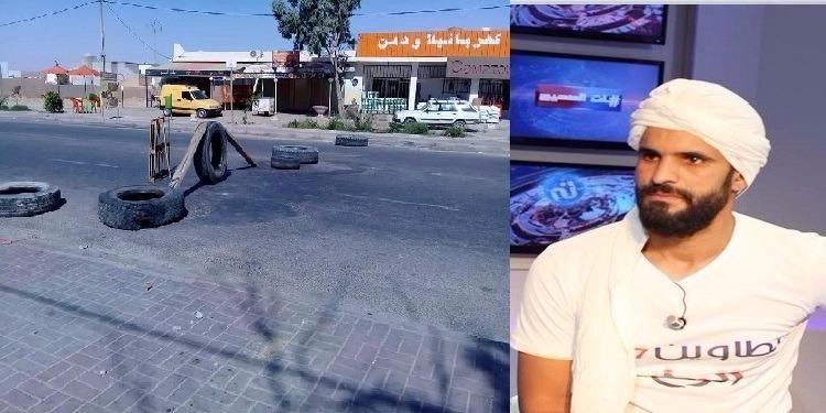 طارق الحداد: ''نور الدين الطبوبي لم يعد أهل ثقة لشباب الكامور''