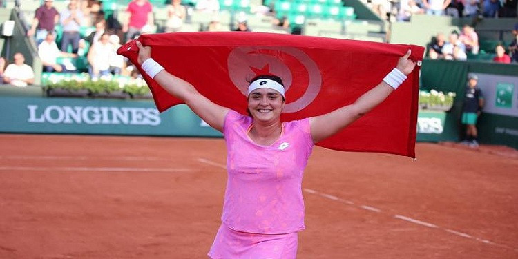 أنس جابر تشارك في بطولة قطر للتنس