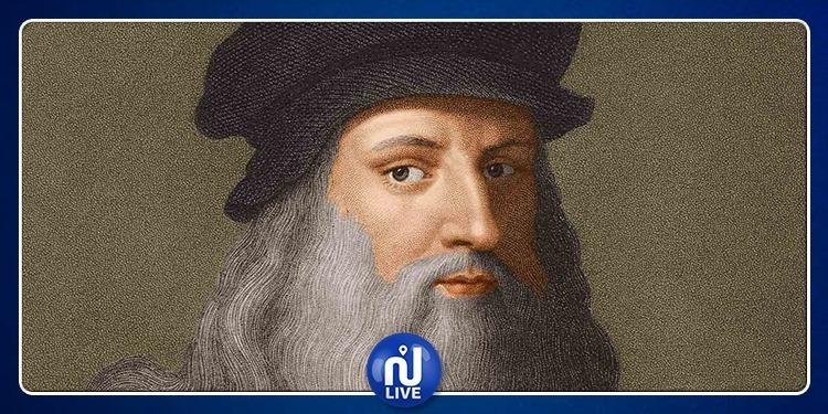 Une mèche de cheveux de Léonard de Vinci exposée pour la 1ère fois