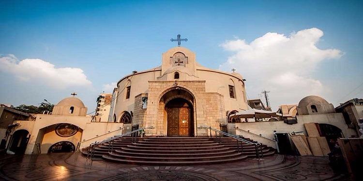 لبنان: محجّبة تتزوج من مسيحي في كنيسة (صور)