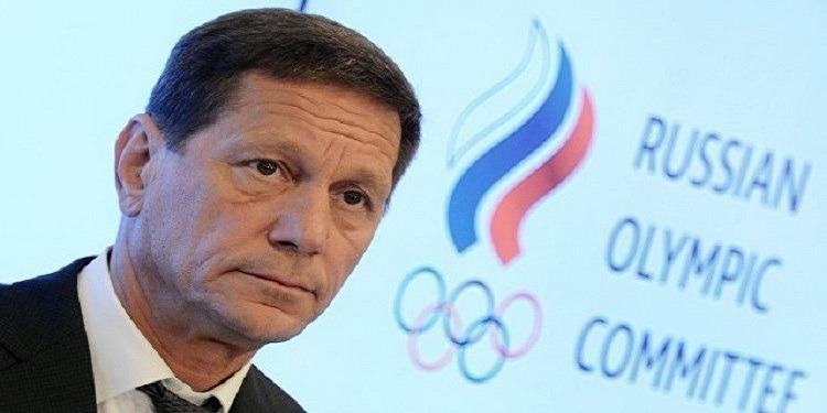 رفع الحظر عن اللجنة الأولمبية الروسية