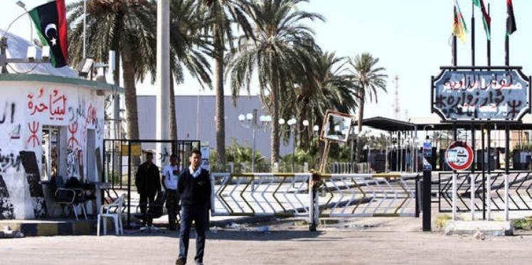 ليبيا : جهاز مكافحة الجريمة يستلم مهامه في معبر رأس جدير