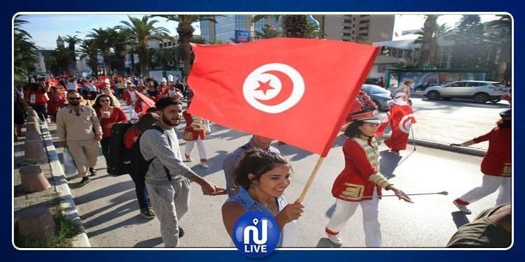 ''Tunis capitale de la jeunesse arabe'': le flambeau remis, lundi