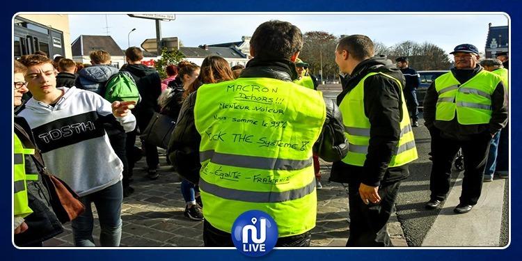 Manifestation des ''gilets jaunes''-France : 1 mort et 106 blessés