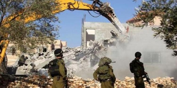 حملة لهدم منازل فلسطينيين نفذوا هجمات في القدس