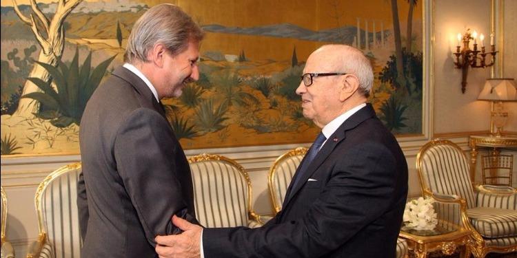 الإتحاد الأوروبي يجدد دعمه لتونس في محاربة الإرهاب