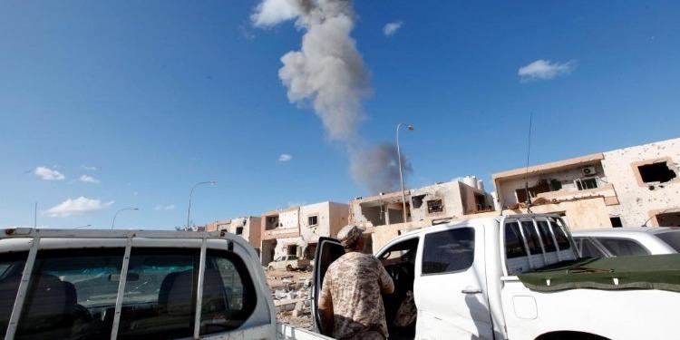 3 jours de combat à Tripoli : 27 morts et 1 centaine de blessés