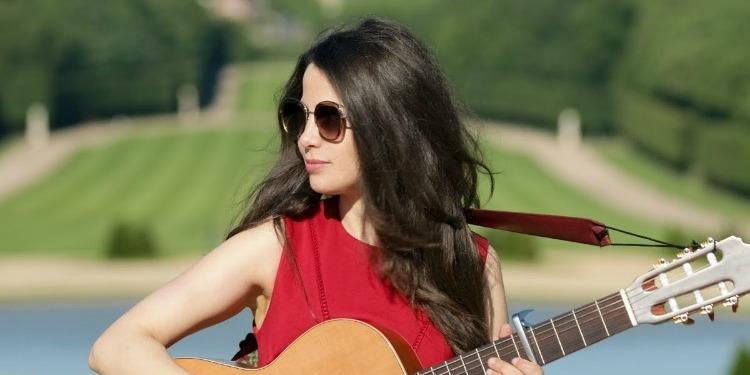 الفنانة التونسية وفاء الحرباوي تقدم ألبومها الجديد بباريس