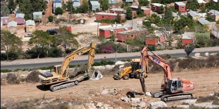 الحزب الليكود الحاكم يصوت على قرار يسمح بضم المستوطنات بالضفة الغربية