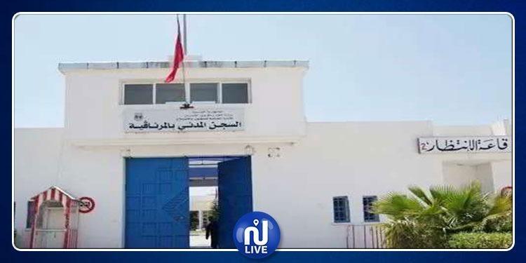 وفاة سجين بسجن المرناقية..قاضي التحقيق يحصل على تسجيل فيديو للحادثة