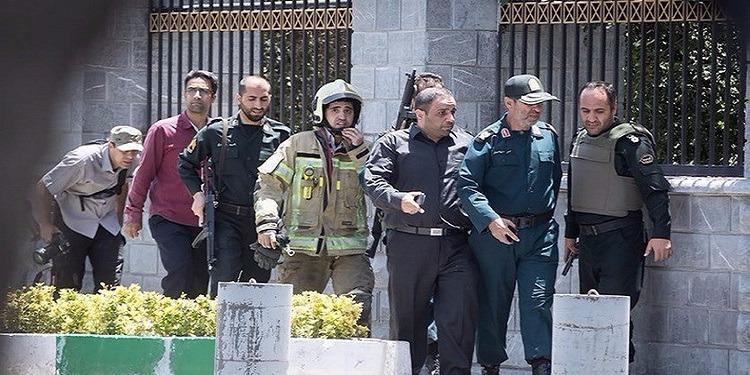 إعتقال 41 شخصا للاشتباه في صلتهم بهجومي طهران