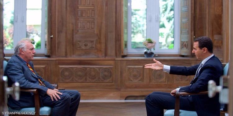 بشار الأسد يتحدث لأول مرة عن حادثة ''الهجوم الكيماوي'' على مدينة خان شيخون