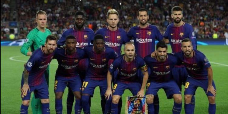 """ثنائي يلعبان بالقدم اليسرى في مركز قلب دفاع"""" برشلونة """"اليوم"""
