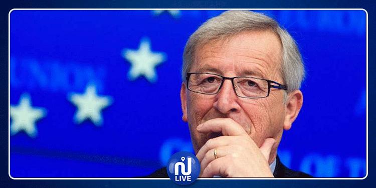 رئيس المفوضية الأوروبية يقطع المؤتمر الصحافي للردّ على زوجته(فيديو)