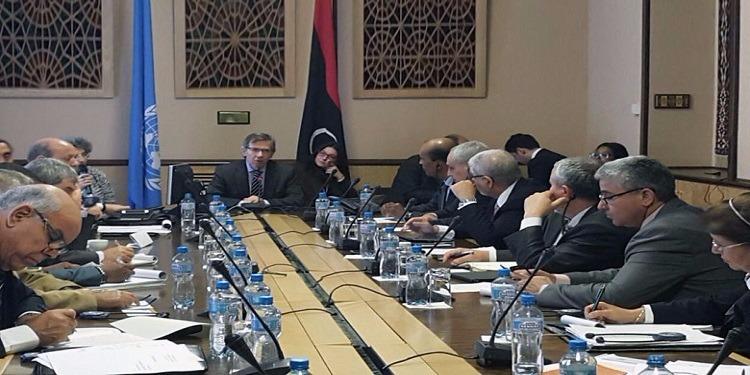 لجنة الحوار الليبي تجتمع في تونس الخميس القادم