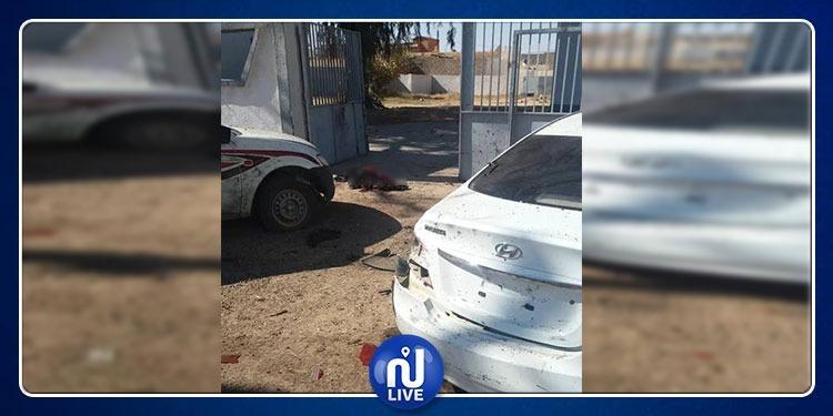 تفجير إنتحاري يستهدف مركزا للشرطة في ليبيا