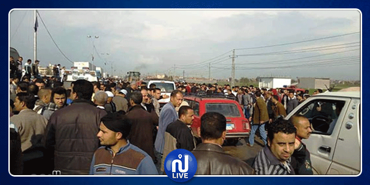مصر: عشرات القتلى في حادث سير مروع