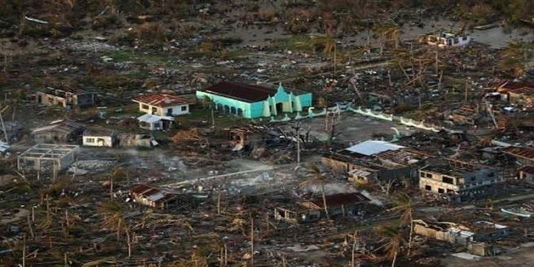 Le Typhon 'Mangkhut' frappe les Philippines et fait des victimes (Photo)