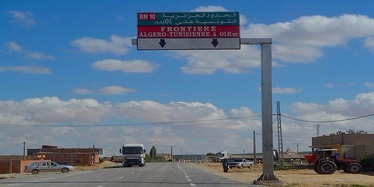 القصرين : القبض على 10 سوريين بصدد اجتياز  الحدود خلسة