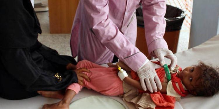 Yémen : Un million de personnes atteintes du choléra, selon le Cicr