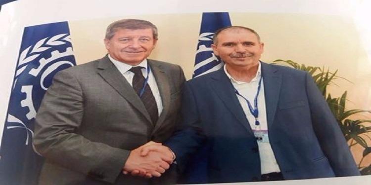 وفد من إتحاد الشغل يلتقي المدير العام لمنظمة العمل الدولية
