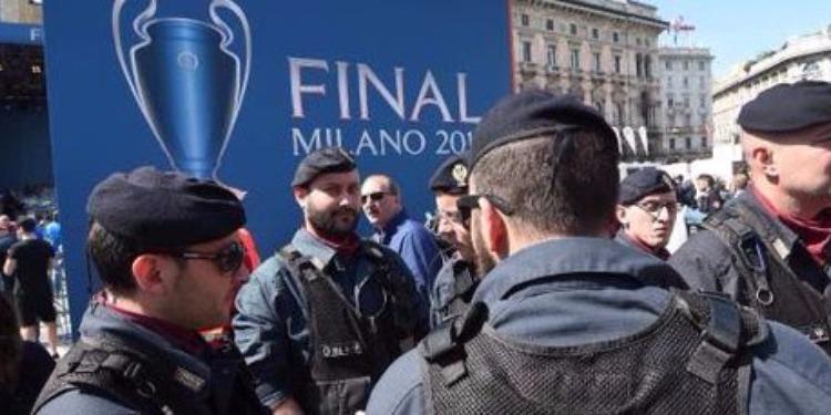 ساعات قبل انطلاق نهائي أبطال أوروبا..الاشتباه في وجود قنبلة في مترو ميلانو