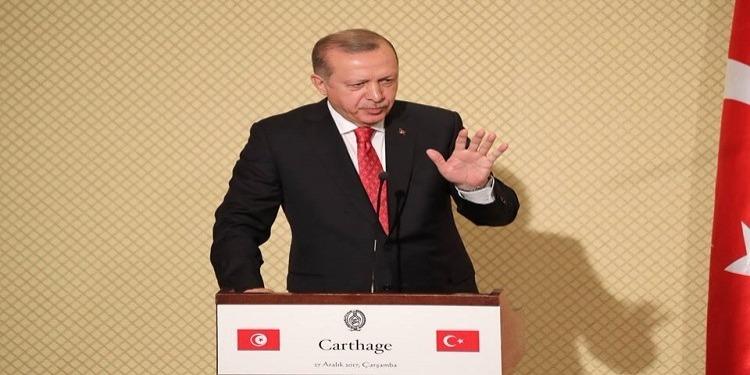 سوريا تردّ على أردوغان...'أنت المسؤول الأساسي في سفك الدّم السّوري'