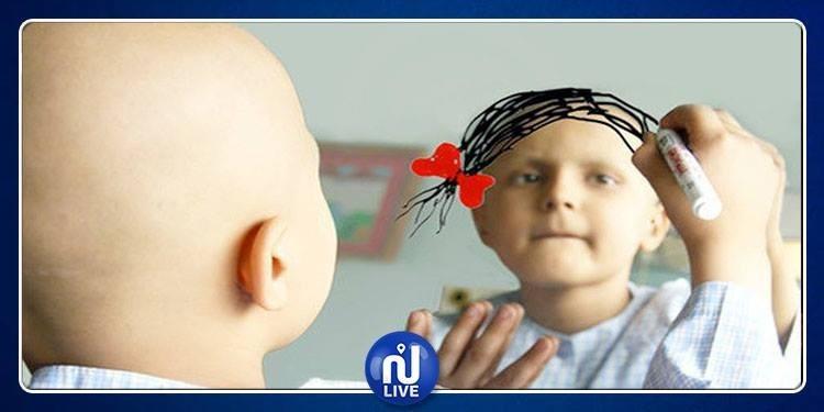 طفل يحتفل بانتهاء مرحلة علاجه من السرطان (فيديو)