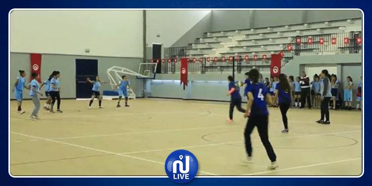 حي الزهور: إعادة فتح القاعة الرياضية المغطّاة