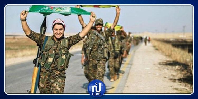 قوات سوريا الديمقراطية تعلن القضاء نهائيا على''داعش'' الإرهابي