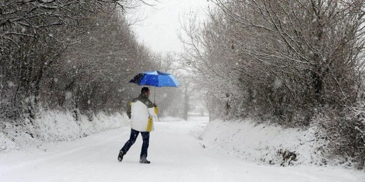 Météo : Des pluies localement importantes et des chutes de neige