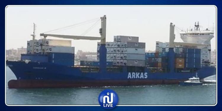 مُنعت من إفراغ حمولتها: سفينة الفحم البترولي تغادر ميناء قابس