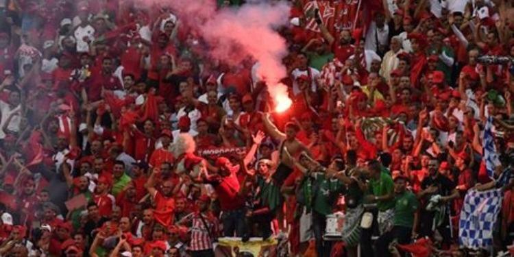 Maroc : 65 supporters arrêtés à Marrakech après des actes de vandalisme
