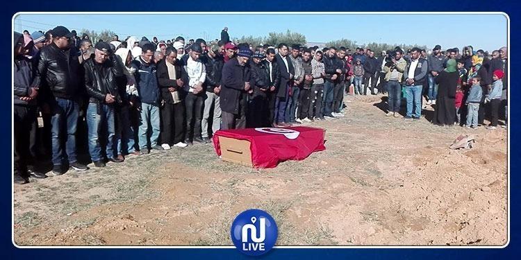 Le martyr Khaled Ghozlani enterré ce dimanche…