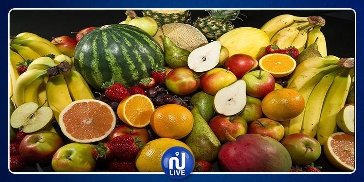 Les exportations des fruits ont évolué de 133%