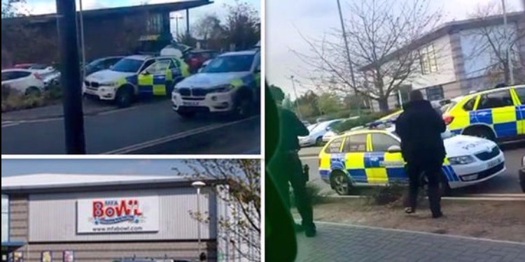 عملية احتجاز الرهائن...''عاشق'' يثير رعب البريطانيين