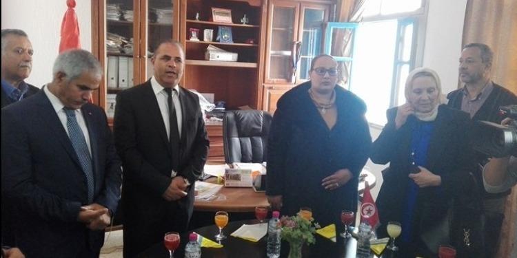 Pour la 1ère fois: Une femme au poste de Omda, à Gabès