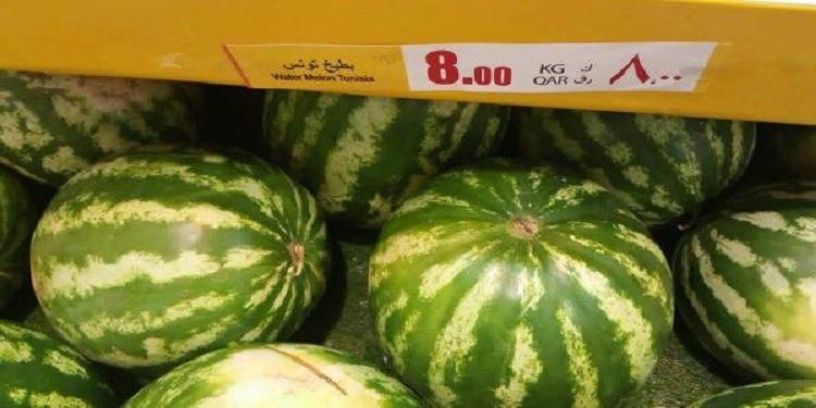 المنتوجات التونسية تغزو الأسواق القطرية (صور)