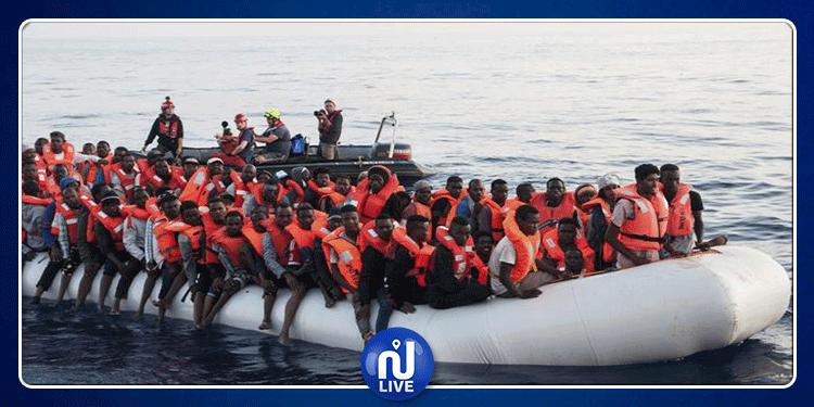 فرنسا تعرض استقبال 20 مهاجرًا أنقذوا قبالة ليبيا