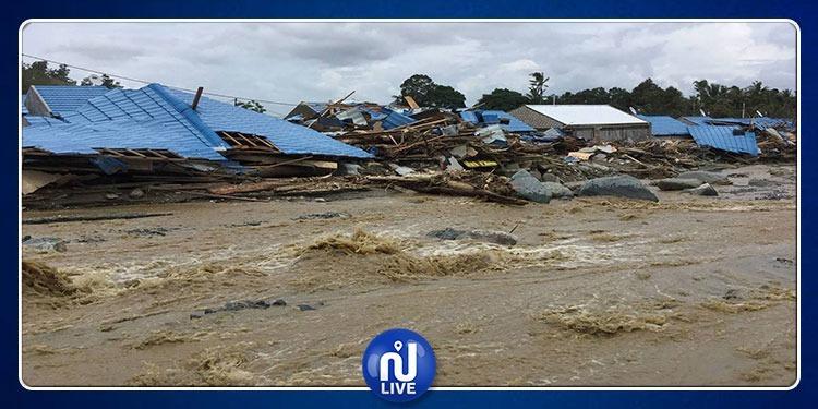 إندونيسيا : الفيضانات تودي بحياة 77 شخصا والعدد قابل للارتفاع